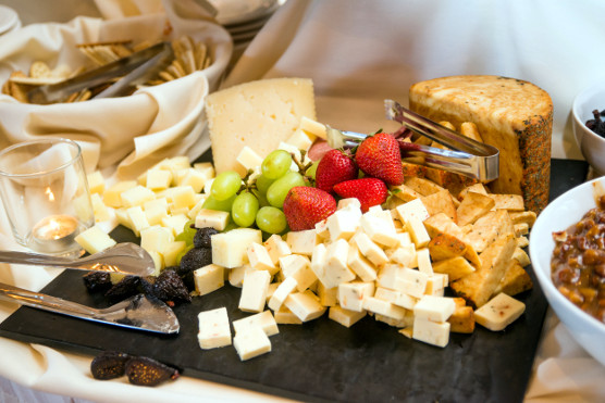 Cheese Platter - The Columns Banquets - Wedding and Events - Buffalo NY