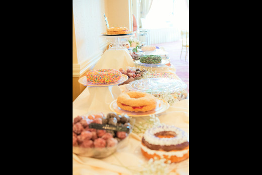 Dessert Sweets - The Columns Banquets - Weddings, Banquets and Events - Buffalo NY