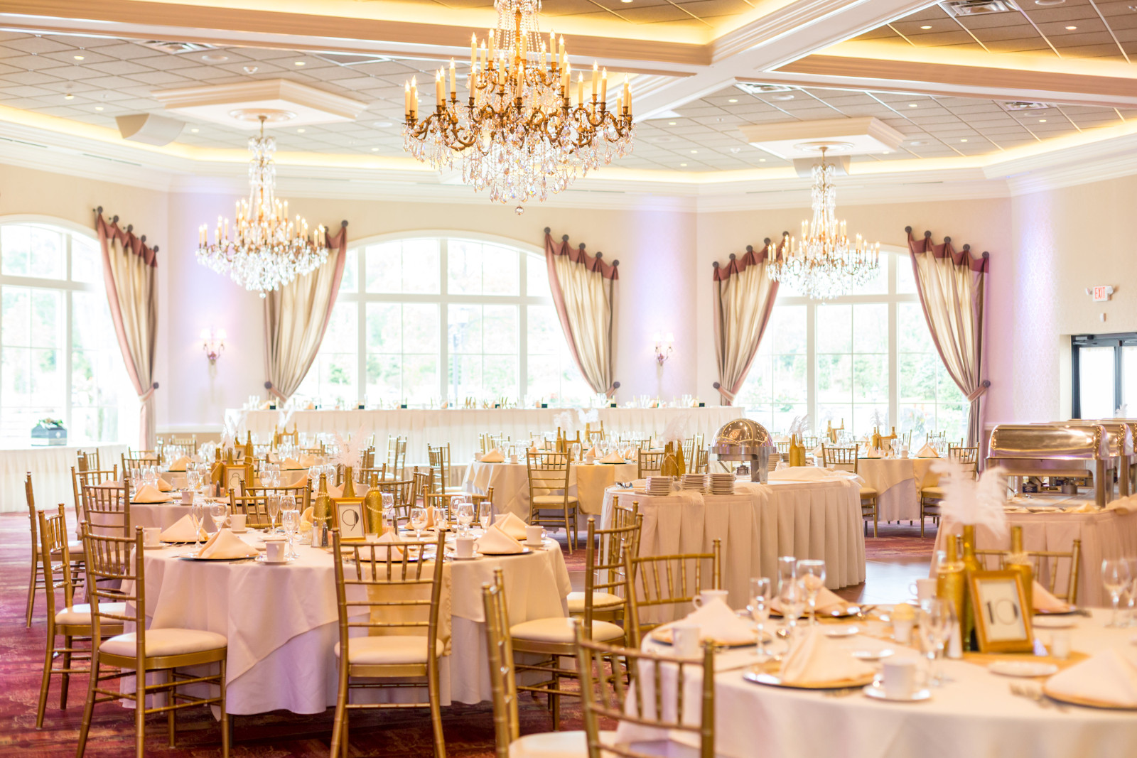 The columns banquet facilities wedding venue in buffalo ny new corinthian ballroom junglespirit Image collections